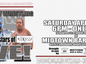 High Impact Wrestling LIVE! - 04/11/2015 - Midtown Bar & Grill in Tucson, AZ