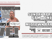 High Impact Wrestling LIVE! - 04/26/2015 - Midtown Bar & Grill in Tucson, AZ